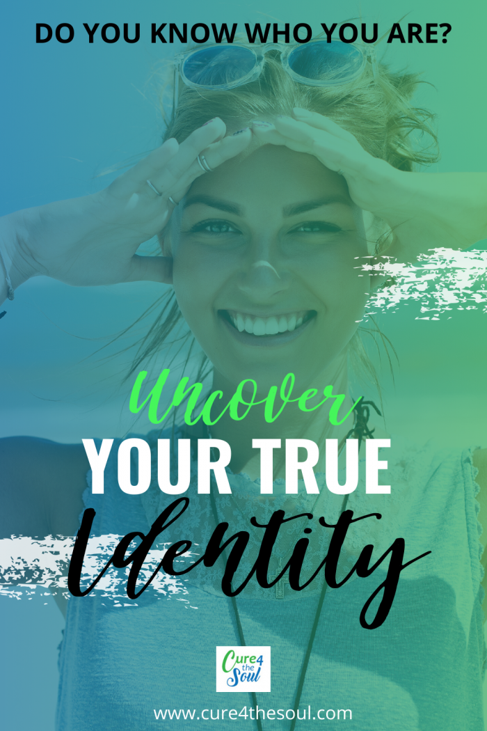 It's important to know your identity. Without it you will live life lost without a sense of purpose. Find out who God made you to be. #identity #identityinchrist #selfvalue #selflove