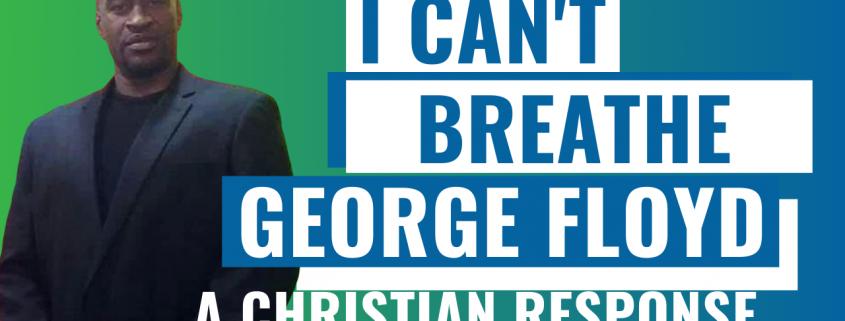 george floyd i cant breathe