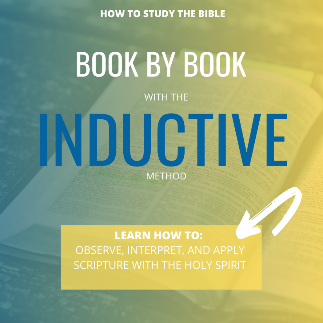 FREE Inductive Bible Study