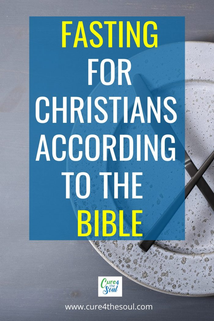 Fasting for Christians According to the Bible #fasting #biblefast #howtofast #fastingandprayer
